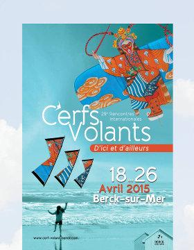 Rencontre internationale de cerf volant berck 2016